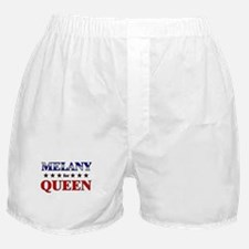 MELANY for queen Boxer Shorts