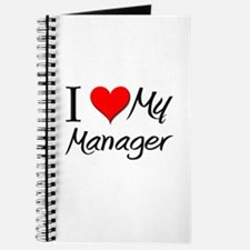 I Heart My Manager Journal