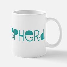 King Shepherd (fun blue) Mug