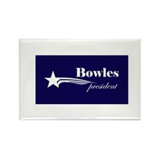 John Taylor Bowles president Rectangle Magnet