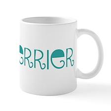 Silky Terrier (fun blue) Coffee Mug