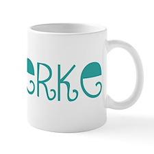 Shipperke (fun blue) Mug