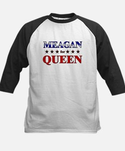 MEAGAN for queen Tee