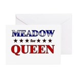 MEADOW for queen Greeting Cards (Pk of 10)