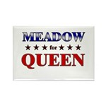 MEADOW for queen Rectangle Magnet (10 pack)