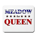 MEADOW for queen Mousepad