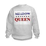 MEADOW for queen Kids Sweatshirt