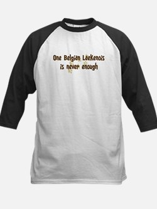 Never enough: Belgian Laekeno Tee