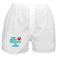 This Heart: Josef (E) Boxer Shorts