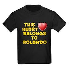 This Heart: Rolando (D) T
