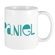 Field Spaniel (fun blue) Mug