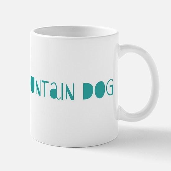 Estrela Mountain Dog (fun blu Mug