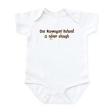 Never enough: Norwegian Buhun Infant Bodysuit