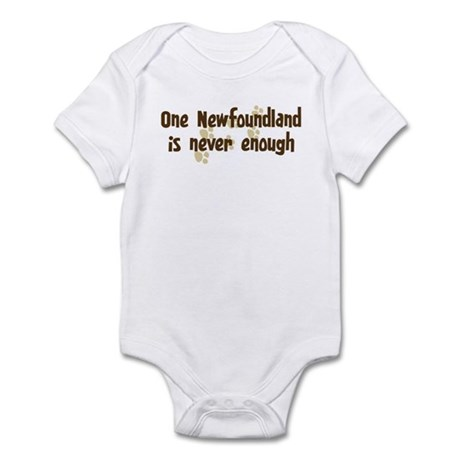 Never enough: Newfoundland Infant Bodysuit
