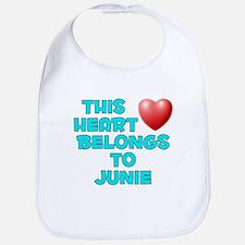 This Heart: Junie (E) Bib