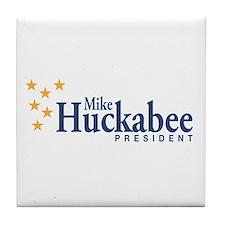 Mike Huckabee for President 2008 Tile Coaster