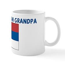 I LOVE MY SERBIAN GRANDPA Small Mug