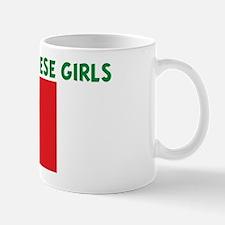 I LOVE SENEGALESE GIRLS Mug
