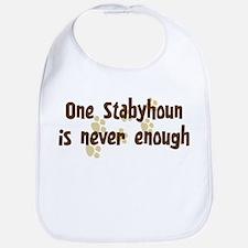 Never enough: Stabyhoun Bib