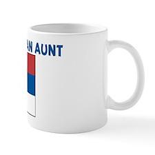 I LOVE MY SERBIAN AUNT Small Mug
