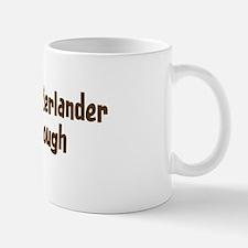 Never enough: Small Munsterla Small Small Mug