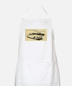 Two '53 Studebakers on BBQ Apron