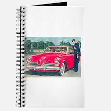 Red Studebaker on Journal