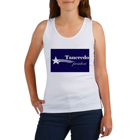 Tom Tancredo president Women's Tank Top
