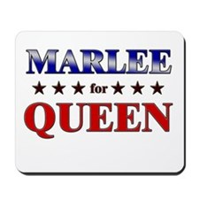 MARLEE for queen Mousepad