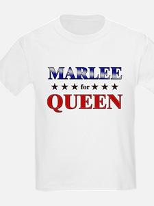 MARLEE for queen T-Shirt