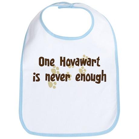 Never enough: Hovawart Bib