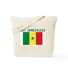 50 PERCENT SENEGALESE Tote Bag