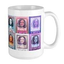 """Daphne Pop Art"" Coffee Mug~ Cool Series"