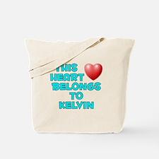 This Heart: Kelvin (E) Tote Bag