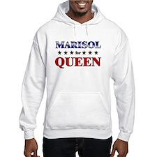 MARISOL for queen Jumper Hoody