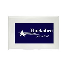 Mike Huckabee president Rectangle Magnet
