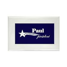 Ron Paul president Rectangle Magnet