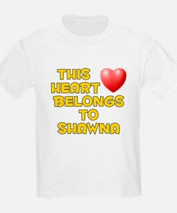 This Heart: Shawna (D) T-Shirt