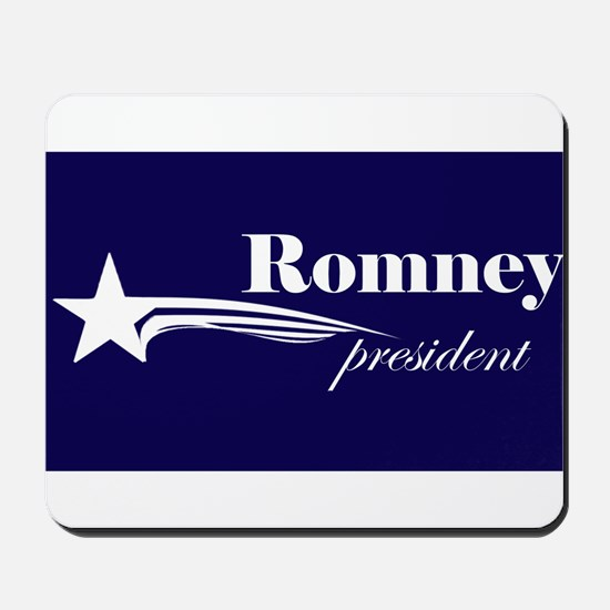 Mitt Romney president Mousepad