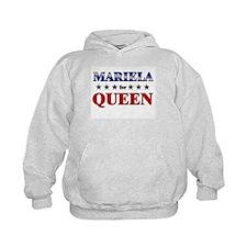 MARIELA for queen Hoodie