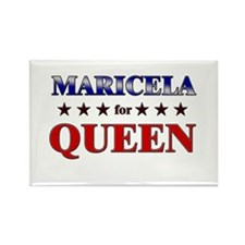 MARICELA for queen Rectangle Magnet