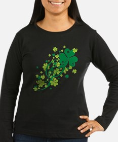 Shamrocks and Swirls T-Shirt