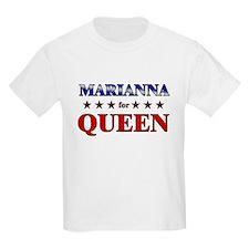 MARIANNA for queen T-Shirt
