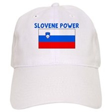 SLOVENE POWER Baseball Cap