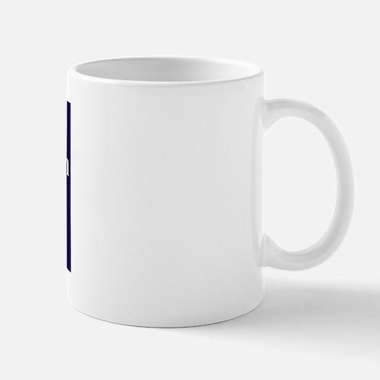 Bill Richardson president Mug