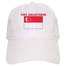 PART-SINGAPOREAN Baseball Cap