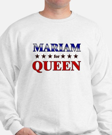MARIAM for queen Sweater