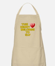 This Heart: Sly (D) BBQ Apron