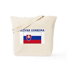 SLOVAK GRANDMA Tote Bag
