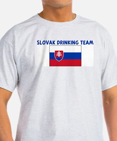 SLOVAK DRINKING TEAM T-Shirt